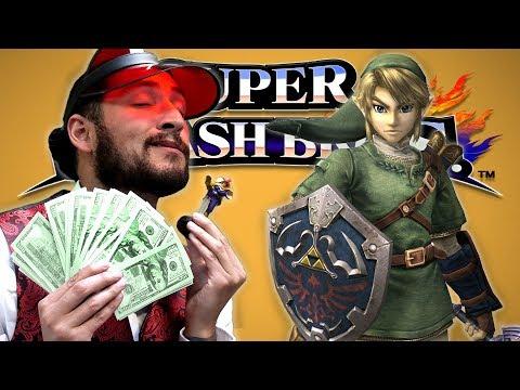 SUGAR RUSH • Smash Bros Gambling Tournament