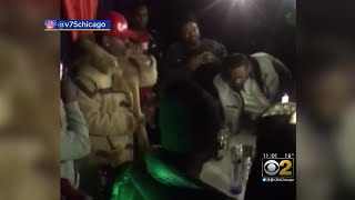 R. Kelly Has Run-In With CPD At Nightclub