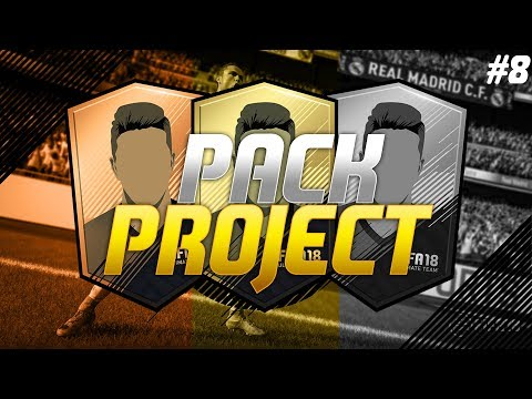 PACK PROJECT #8 (FIFA 18)