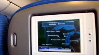 機長(B777, ANA)のアナウンス、 シカゴ/Chicago, USA→成田/Narita, Ja...