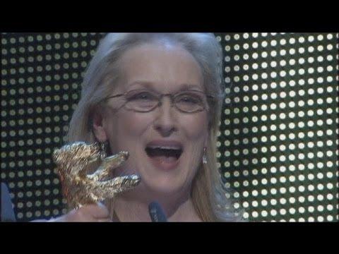 euronews cinema - La Berlinale couronne Meryl Streep