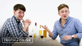 My Rich Elite Friend and I Play Truth or Drink | Truth or Drink | Cut