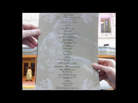 Allen Toussaint Tribute featuring Elvis Costello, Jimmy Buffet, Boz Scaggs, Dr. John and m