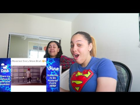 Reverse Challenge - (reverse Nae Nae & Hit The Quan & Hit Dem Folks) Compilation REACTION