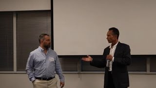 Austin Bonderer and Rand Brenner Present at Med Tech Council Event