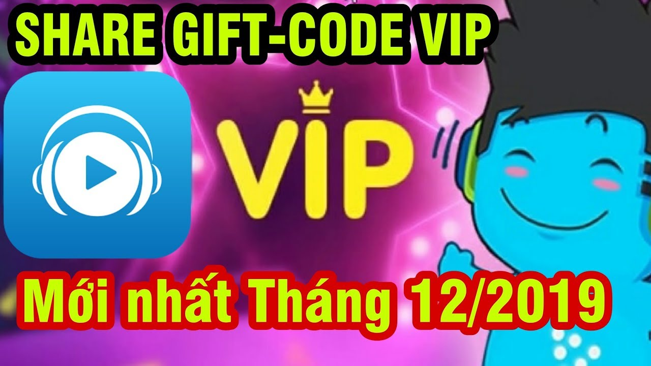 Share GiftCode Vip NhacCuaTui mới nhất tháng 12/2019 cho Android & IOS
