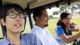Gambar cover インドネシアでオススメのゴルフ場 【vlog】Batam, Indonesia Is A Hidden Resort For Golf And Food