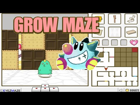 Let's Play Grow Maze