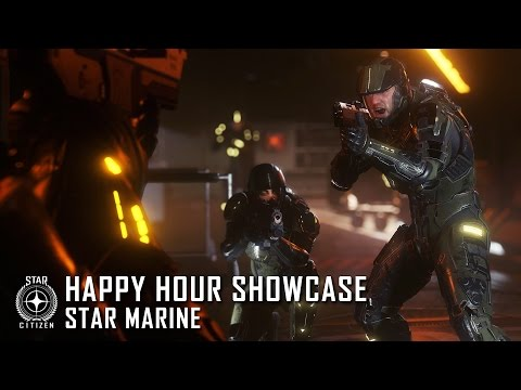 Happy Hour Showcase: Star Marine