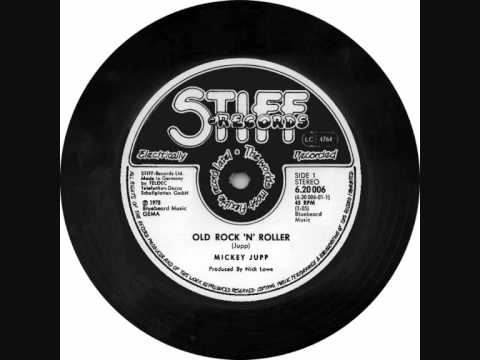 Mickey Jupp - Old Rock 'n' Roller