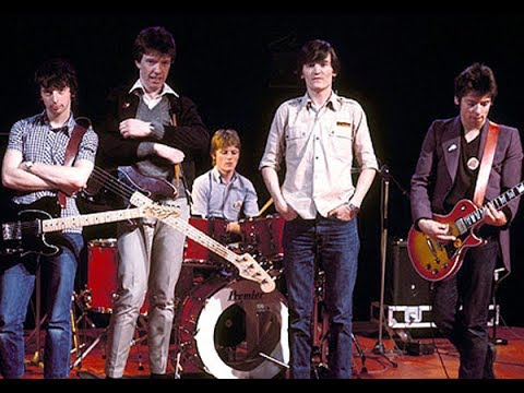 Undertones on WPIX FM Radio Radio show in NYC 1979