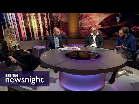 The return of vinyl? - BBC Newsnight