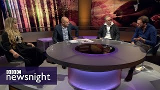 The return of vinyl? - BBC Newsnight