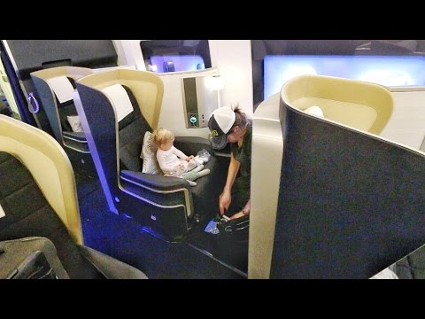 Thumbnail: Incredible FIRST CLASS Seats!!