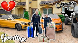 WE MOVED OUT OF TEXAS 💔