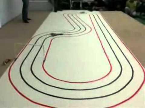 CRJET 2010 - Silvestre Line Followers FINAL RACE