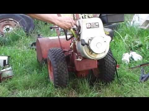 How to Resurrect and Fix a Long Abandoned Rototiller : 7 Steps (with