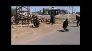 Ожесточенные бои между муджахидами Сирии и алавитами