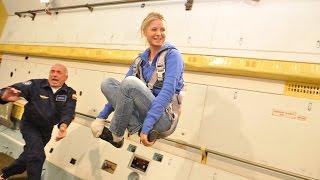 Zero Gravity - Weightlessness flight