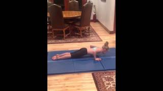 GYMNASTICS PUSH-UP