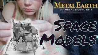 Building Metal Earth Space Models