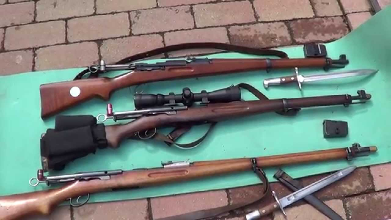 K31, K11, G11 Schmidt-Rubin compared, best swiss rifles ...