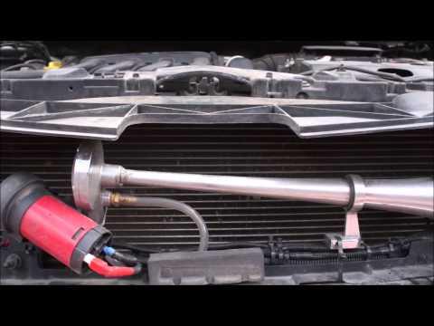 Ролик Демонтаж переднего бампера Renault Fluence -