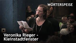 Veronika Rieger – Gekommen um zu bleiben