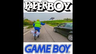 Game Boy - Nintendo - PaperBOY 3