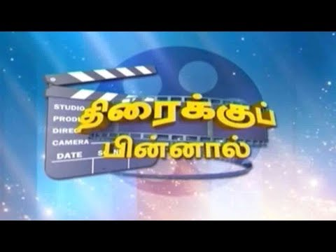Thiraikku Pinnal | Kalaignanam script writer & producer| 14