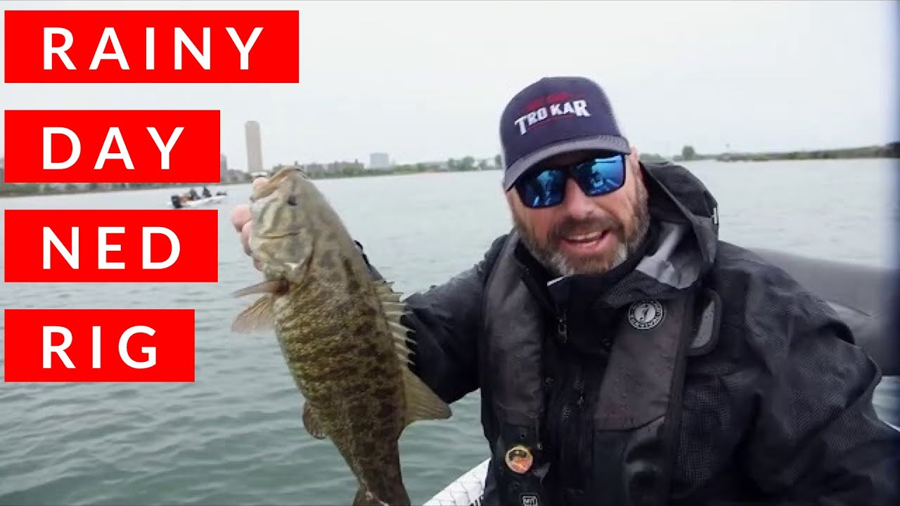 RAINY DAY NED RIGS - Dave Mercer's Facts of Fishing THE SHOW Season 13 Full Episode