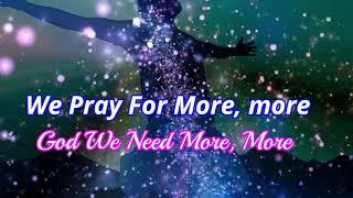 We Pray For More (Lyrics) - Ntokozo Mbambo