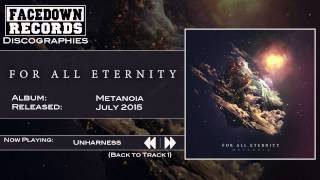 For All Eternity - Metanoia - Unharness (Feat. Mattie Montgomery)