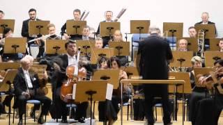 Tomasz Strahl - wiolonczela oraz Filharmonia Zielonogórska