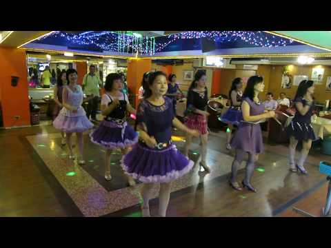Gift of Love Line Dance (By Frederick Fung)