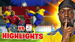 SIX POINTER ALREADY??! - HASHTAG UNITED vs HADLEY HIGHLIGHTS
