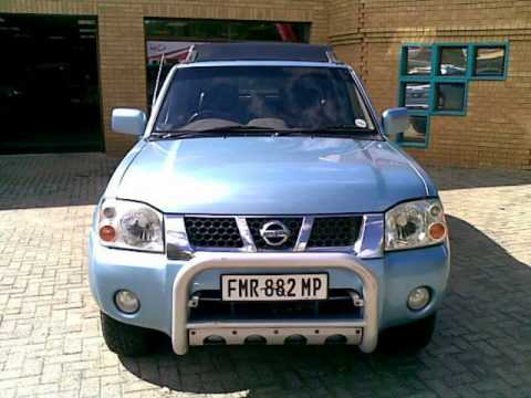 2005 NISSAN HARDBODY 3.0 TD 16V D/Cab 4x4 Auto For Sale On Auto Trader South Africa