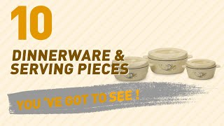 Dinnerware & Serving Pieces, Amazon India Collection // Most Popular 2017