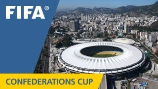 World Cup Final stadium ready for the world