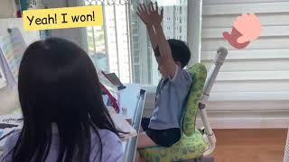 I won!!즐거운 화…