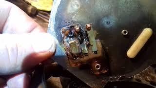 Стекло очиститель, ремонт двигатель-редуктор ГАЗель