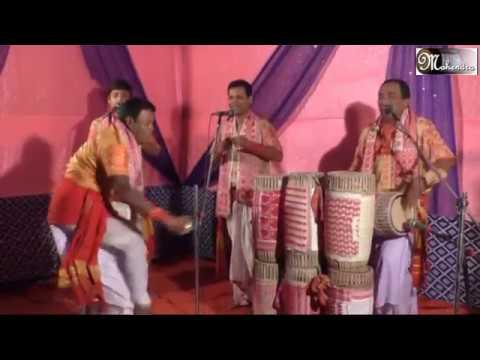 Assamese Culture | Oja Dhol By Mohendra Oja | Pitha Khunda Hat | Live Performance |