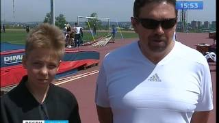 Чемпионат и первенство СФО по лёгкой атлетике стартовали в Иркутске