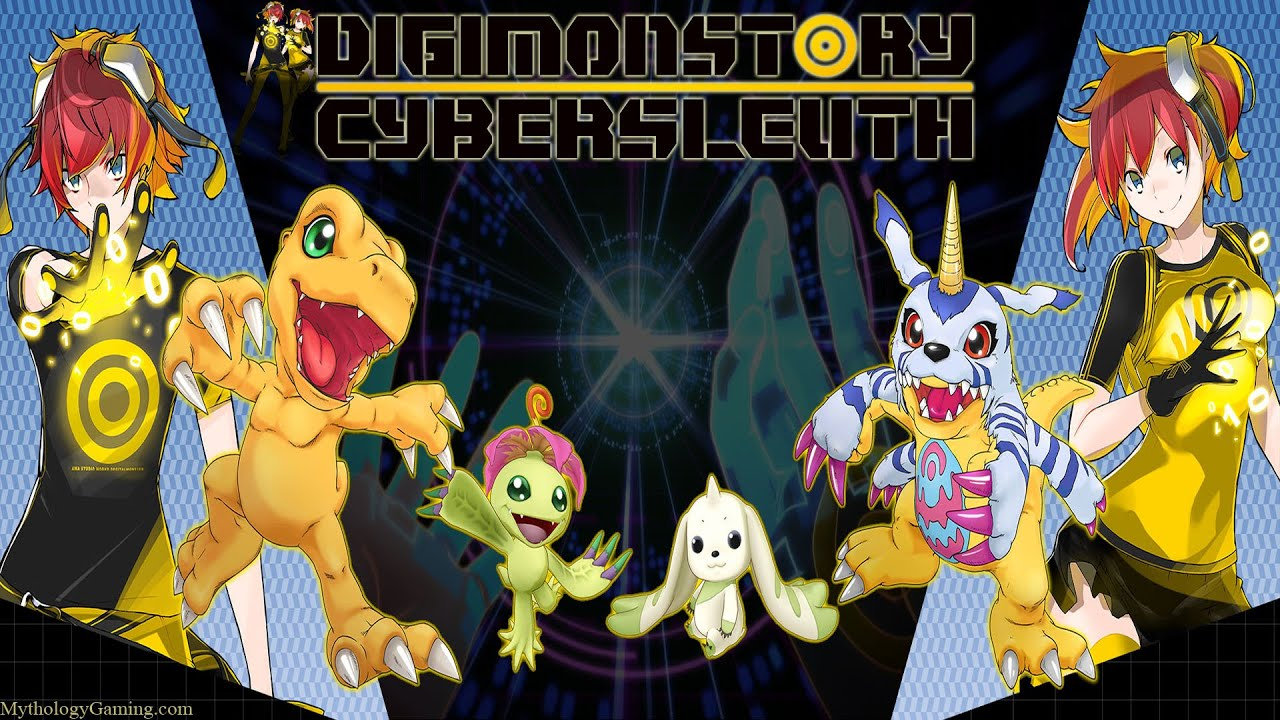 Digimon Story Cyber Sleuth Livestream Youtube