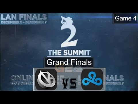 VG vs Cloud 9 Full Match | Grand Finals The Summit 2 - Game 4
