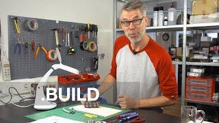 .Build - bouw je eigen Nixieklok - Zelfbouwuurwerk met oranje gloed