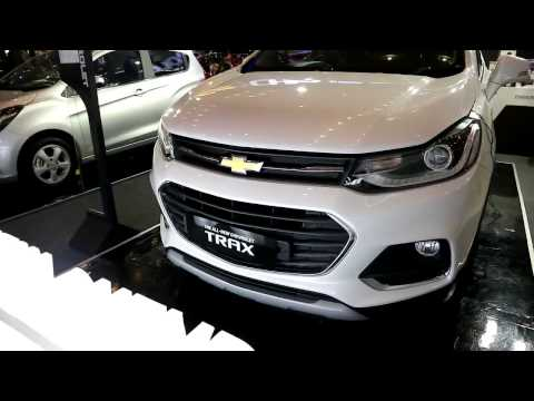 New Chevrolet TRAX 2017 ,Exterior and Interior