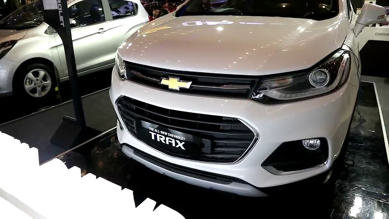 New Chevrolet Trax 2017 Exterior And Interior