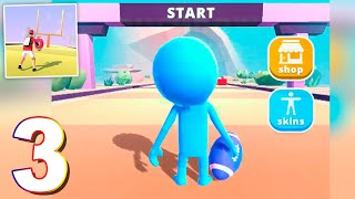 Touchdown Master (by VOODOO) Gameplay Walkthrough 21-30 Levels (Android)