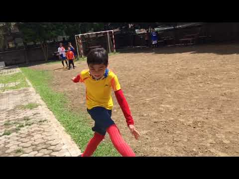 Nikkei FC Summer Training 2018 1v1